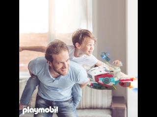 Топ-5 вещей, которые папы делают лучше мам