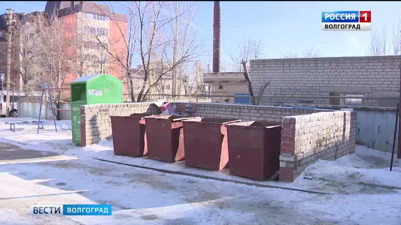 В Городищенском районе расчищают проблемные мусорные площадки