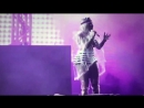 Ники Минаж на хип хоп фестивале Rolling Loud в Майами 14 мая 2018