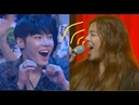 K-Idol/Celebrities Reaction to Ailees Vocals 에일리