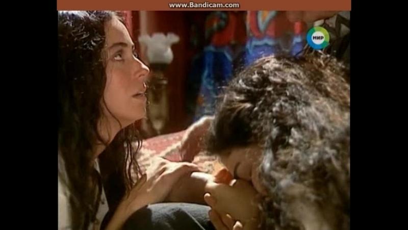 Сериал Клон Жади и Латифа просят Зорайде им помочь Жади говорит что влюблена