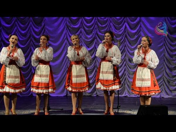 Жіночий квінтет хору імені Г. Верьовки - Полонез