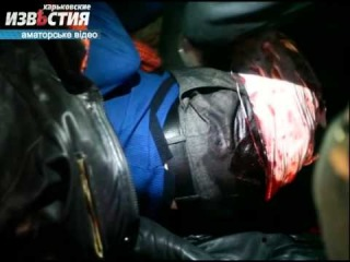 Избиение или привлечение внимания? Мнения по поводу нападения на активиста Евромайдана разошлись