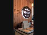 Студия Leona Stage в новогоднем декоре