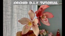 Patricia Santoro. How to make an orchid!! English subtitles.