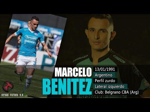 Marcelo Benitez (Belgrano CBA -Arg)