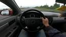 2012 Chevrolet Lacetti 1.4L (95) POV Test Drive