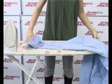 Как гладить мужскую рубашку