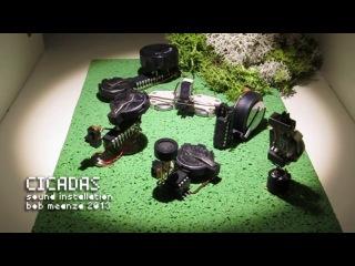 Cicadas v1.0 - Building an artificial soundscape