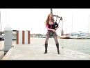 Shipping Up To Boston - Enter Sandman - Bagpipe Cover (Goddesses of Bagpipe)