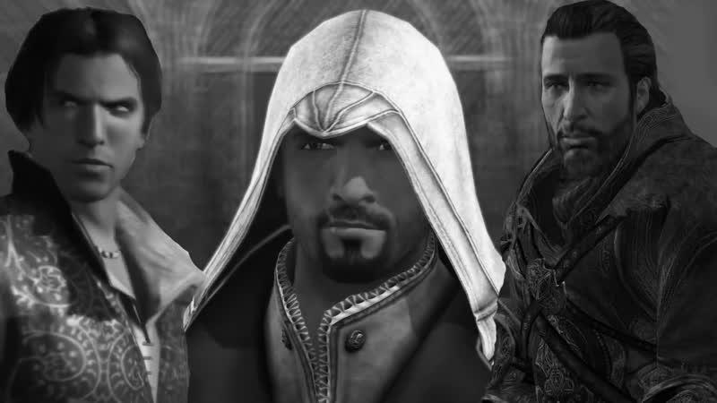 Assassin's Creed Наставник Ассасин Эцио Аудиторе да Фиренце 1459 1524