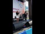 BOSTAN & TAYA ft. BANDRAS - Запоминай меня (День города Новосибирск 2018)