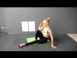 SLs Продольный шпагат. Урок по улучшению гибкости