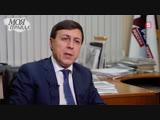 Никита Джигурда и Марина Анисина — адвокат Янис Юкша в программе «Моя правда»