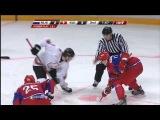 Хоккей МЧМ 2013 Россия-Швейцария 4:3 Russia-Switzerland WJHC