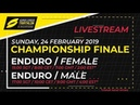 Super League Singapore 2019 | Women and Men's Enduro