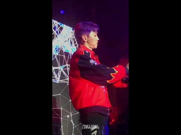 Gray, Loco, Woo Won Jae, Simon Dominic - No Manners / 181027 Halloween Redmoon: Seoul Fashion Festival 2018