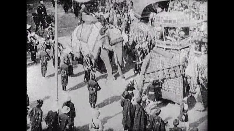 48 The Delhi Durbar (Robert W.Paul, 1903)
