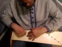 Соловейка. Играем на 7ми струнных новгородских гуслях.