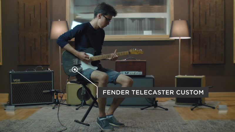 SoundLab Guitars and Amps | Fender Telecaster Custom