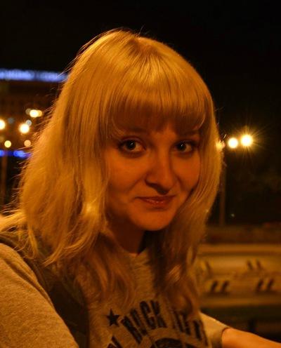 Анна Сохина, 28 апреля 1994, Санкт-Петербург, id149191710
