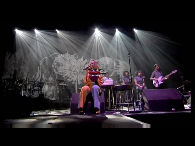 Roisin Murphy - Tell Everybody - Live BRUSSELS 2008 FOREST NATIONAL