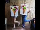 Танцующие мороженки РА Белая Ворона г Волгодонск