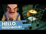 КОШМАРНЫЙ МАГАЗИН СОСЕДА! - Hello Neighbor BETA