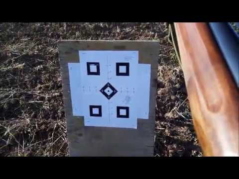 МР-155 Отстрел пулевых патронов. MP-155 Shooting bullet cartridges
