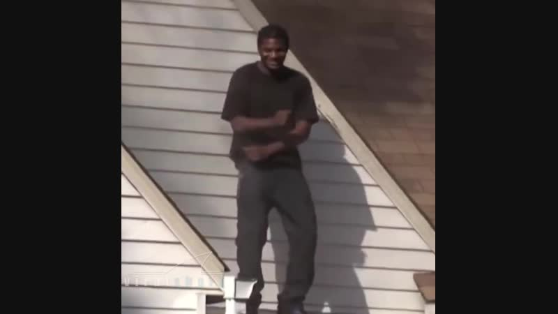When the house is on fire but you don't give a fuck