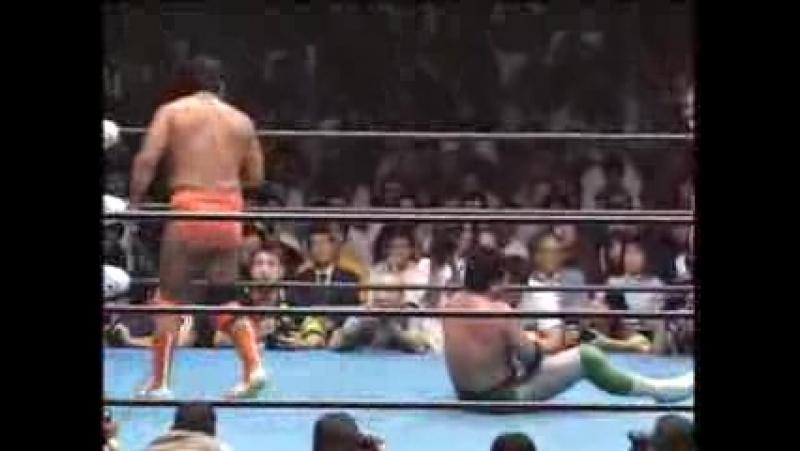 20. Mitsuharu Misawa vs Kenta Kobashi (31.10.1998)