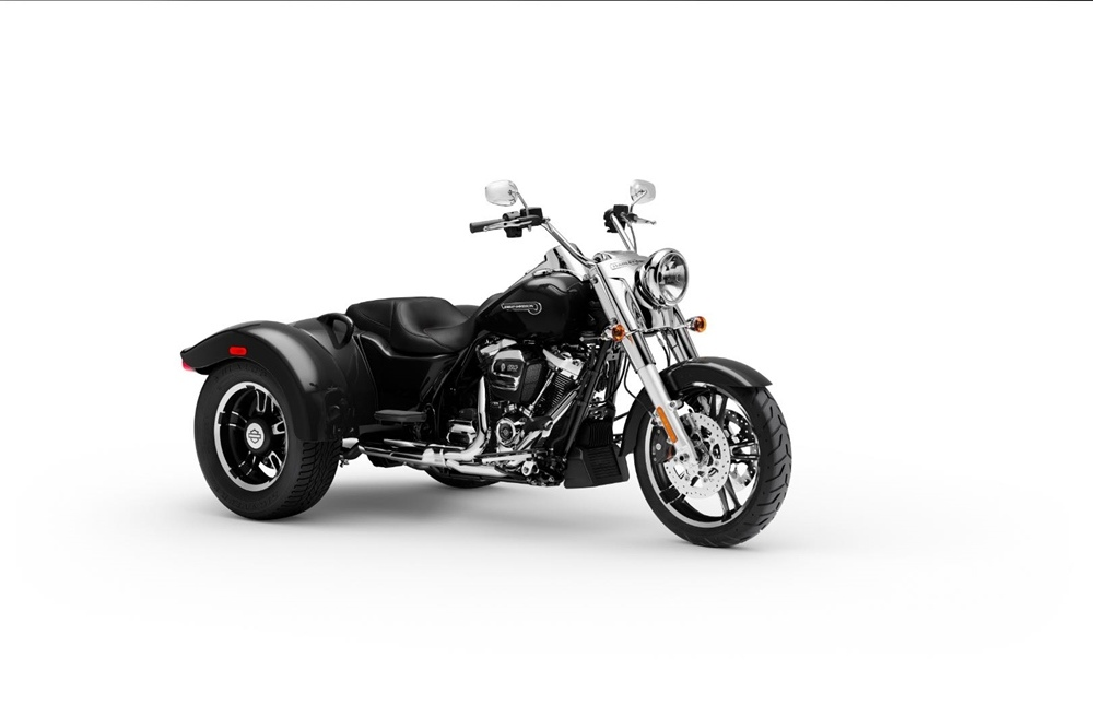 Обновленные трайки Harley-Davidson Tri Glide Ultra / Freewheeler 2019