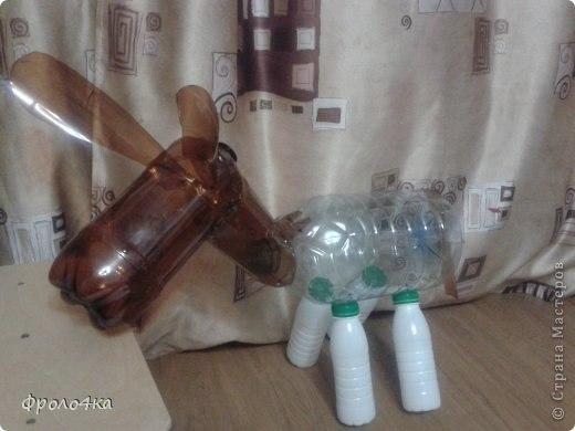 Как сделать из пластиковых бутылок своими руками