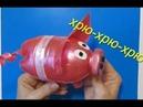Как сделать Свинку своими руками - удивительное свойство пластиковой бутылки/Новогодние подарки МК