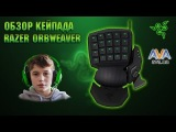 Обзор кейпада Razer Orbweaver от Fipro и AVA.ua  Фипро