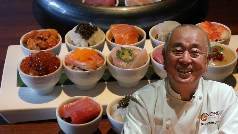 Tasty Story With Chef Nobu Matsuhisa