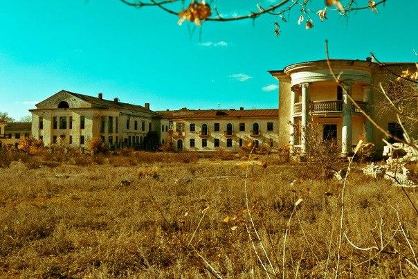 Бывшая михайловская школа интернат им