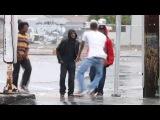 Turf Feinz 'Rip RichD' Yak Films Dancing in the Rain Danse Sous La Pluie HipHop Street Dance