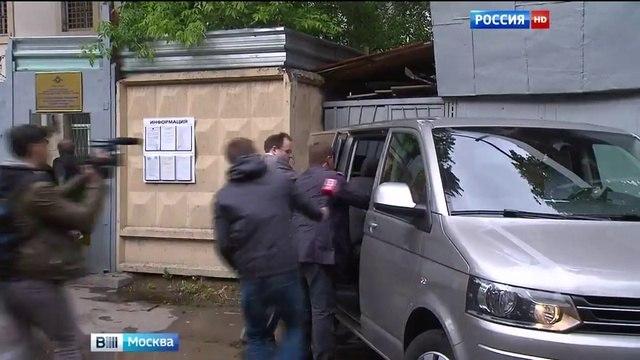 Вести-Москва • Экстремальных гонщиков обвинили в угрозе насилия к полицейским