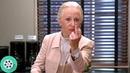 Вот ваше повышение! Грета увольняется с работы. Лжец, лжец (1997) год.