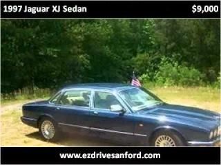 1997 Jaguar XJ Vanden Plas Used Cars Sanford NC