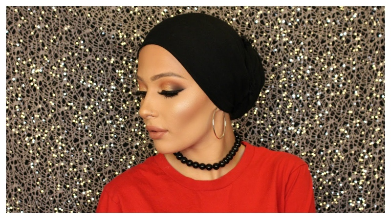Turban Low Bun Tutorial *Hijab* | Babylailalov