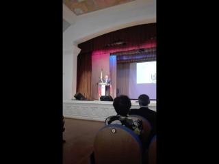 Доклад Главы города Фрязино по итогам социально-экономического развития