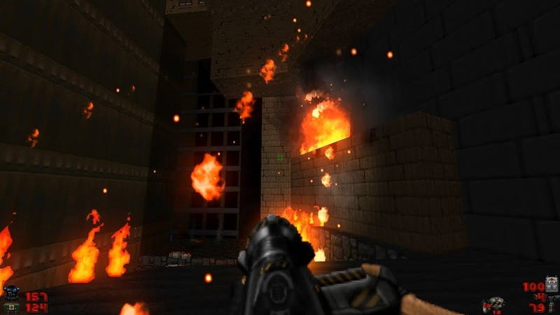 Doom 2 The Way id Did   Level 19: Bedlam [Project Brutality 3.0]