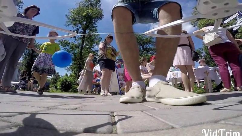 Всемирный день вязания на публике, г. Тверь