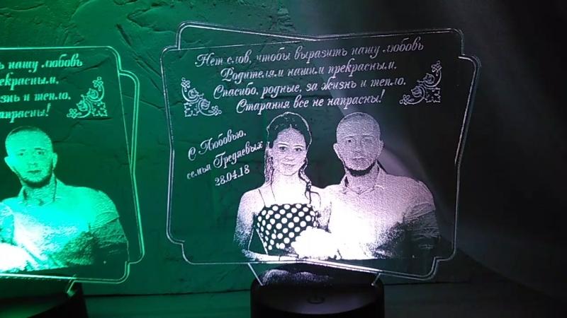 Оригинальный подарок родителям на свадьбу mp4