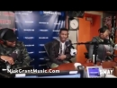 Nick Grant Freestyle from Sway In The Morning