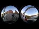 Панорамная камера Gigabyte Jolt Duo 360. ВелоПокатушки. Карьер.