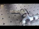 лазерная маркировочная машина с постоянным маркером