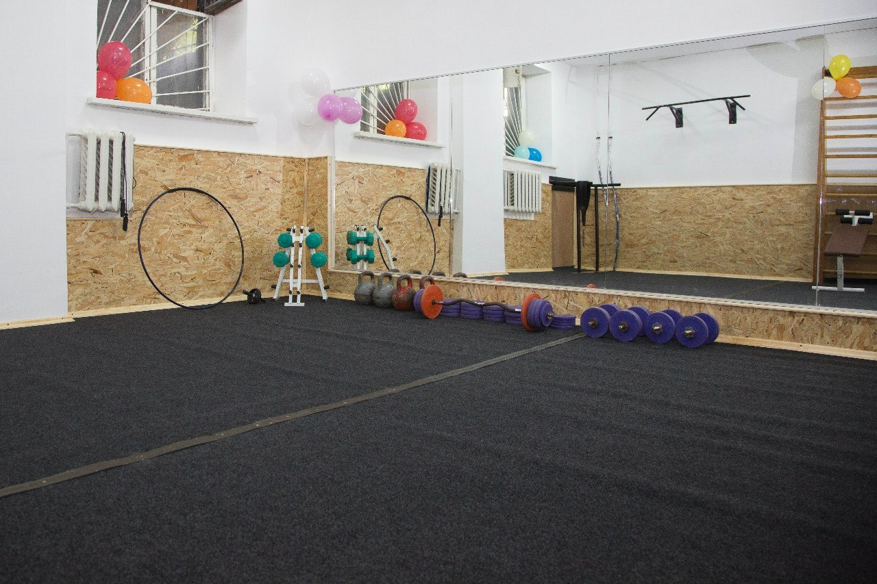 Спортивна кімната